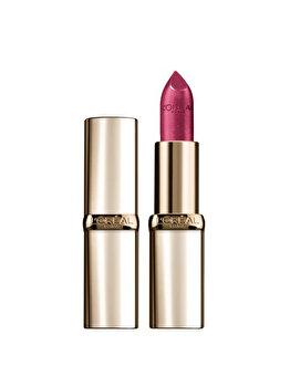 Ruj de buze satinat L'Oréal Paris Color Riche, 258 Berry Blush, 4.8 g imagine produs