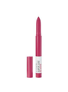 Ruj tip creion Maybelline New York Superstay Ink Crayon, 35 Treat Yourself, 13 g imagine produs