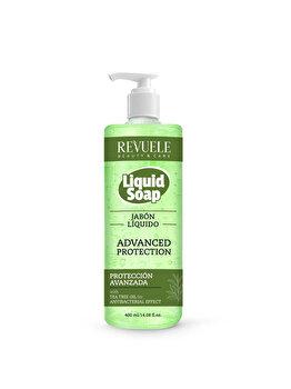 Sapun lichid Revuele Advanced Protection Tea Tree, 400 ml imagine produs