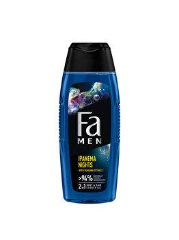 Gel de dus pentru barbati Fa Ipanema Nights, 400 ml poza