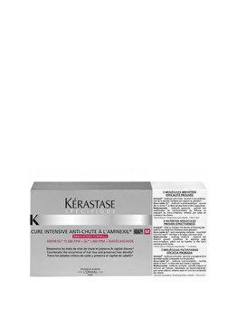 Tratament fiole impotriva caderii parului Kerastase Specifique Cure intensive Anti-Chute, 10 x 6 ml imagine produs