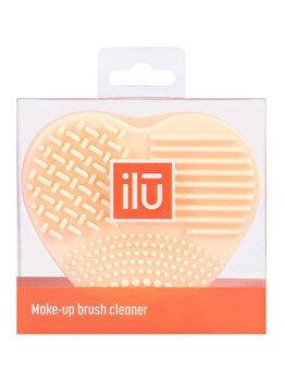 Accesoriu portocaliu pentru curatarea pensulelor Ilu imagine produs
