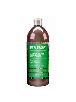 Sampon impotriva caderii parului cu coada calului Barwa Cosmetics Herbal, 480 ml imagine produs