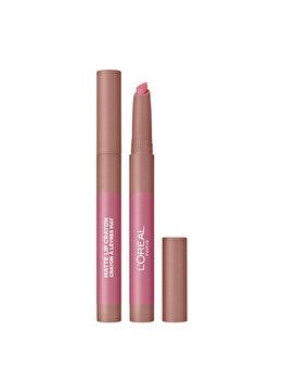 Creion de buze L'Oréal Paris Les Caramels, 102 Caramel Blondie, 2.5 g imagine produs