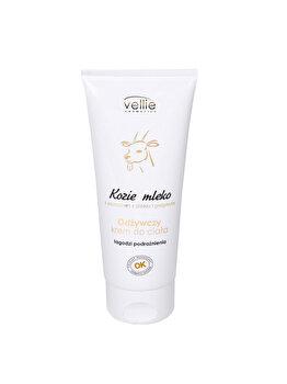 Crema de corp hranitoare Vellie Goat Milk, 200 ml imagine produs