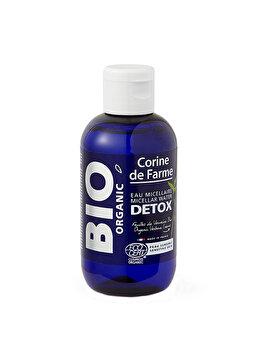Apa micelara Corine de Farme Bio Organic Detox, 100 ml imagine produs
