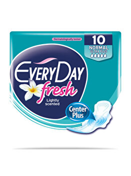 Absorbante Everyday Fresh Up Normal, 10 buc. poza