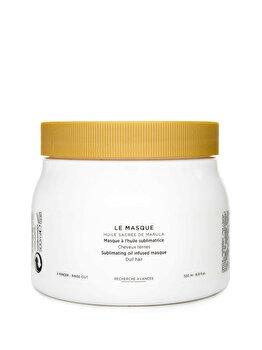 Masca profesionala de par hidratanta Kerastase Elixir Ultime Sublimating Oil, 500 ml imagine produs