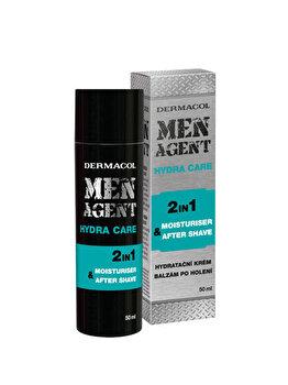 After shave-balsam si crema hidratanta pentru ten, 50 ml imagine produs