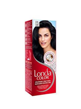 Vopsea de par Londa, Negru, 2/0, 110 ml imagine produs
