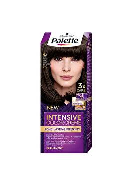 Vopsea de par Palette Intensive Color Creme N2 Saten Inchis, 100 ml poza