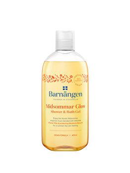 Gel de dus si baie Barnangen Nordic Rituals Midsommar Glow, 400 ml poza