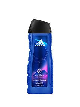 Gel de dus Pentru Barbati Adidas Uefa Victory Edition, 400 ml imagine produs
