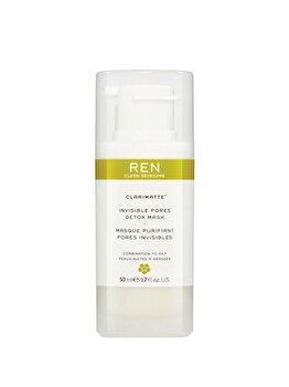 Masca detoxifianta pentru fata Ren Clarimatte, 50 ml