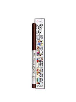 Creion de ochi TheBalm Mr. Write (Now), Scott B. Bordeaux, 0.28 g imagine produs
