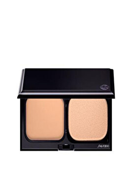 Fond de ten pudra Shiseido Sheer Matifying Compact, 060 Natural Deep Ochre, 9.8 g poza
