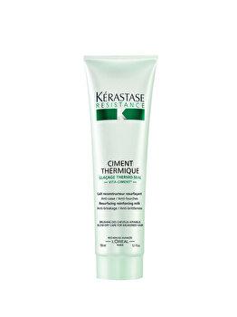 Crema de par profesionala leave-in pentru protectie termica Kerastase Resistance Ciment Thermique, 150 ml imagine produs