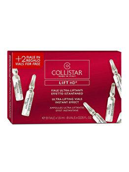Ser facial fiole Collistar Lift HD Ultra-Lifting (8 x 1.5 ml) poza