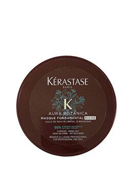 Masca profesionala de par Kerastase Aura Botanica Masque Fondamental Riche, 500ml imagine produs