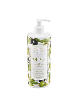 Lapte de corp Vellie Olive, 400 ml imagine produs