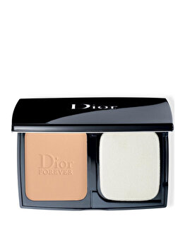 Fond de ten compact Dior Diorskin Forever Extreme Control Perfect Matte, 010 Ivory, 9 ml imagine produs
