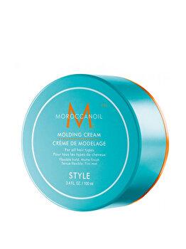 Crema de par modelatoare Moroccanoil Style pentru toate tipurile de par, 100 ml imagine produs