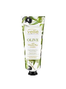 Crema de maini Vellie Olive, 75 ml imagine produs