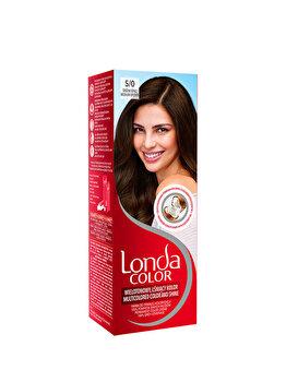 Vopsea de par Londa, Saten Ciocolatiu, 6/73, 110 ml imagine produs