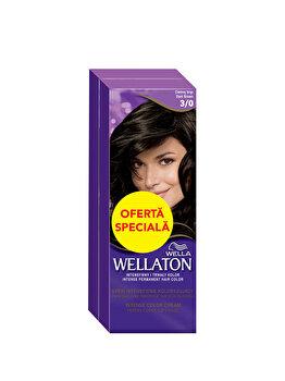 Pachet promo Wella (2 x Vopsea de par Wella Wellaton Color Intense, Saten Inchis 3/0) imagine produs