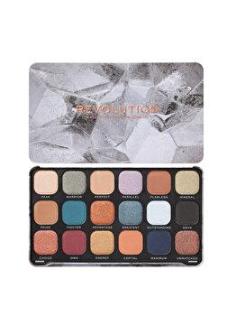 Paleta farduri de ochi Makeup Revolution Forever Flawless Optimum, 19.8 g imagine produs