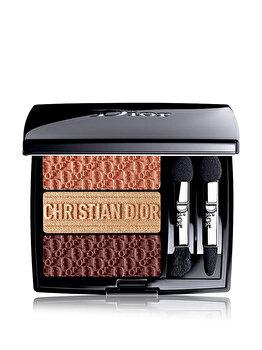 Paleta farduri pleoape Christian Dior 3 Colour Mania, 653 Coral, 3.3 g imagine produs