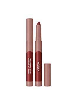 Creion de buze L'Oréal Paris Les Caramels, 112 Spice of Life, 2.5 g imagine produs