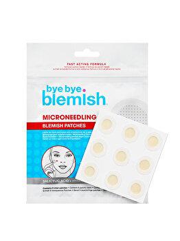 Plasturi pentru cosuri Bye Bye Blemish Microneedling, 9 buc. imagine produs