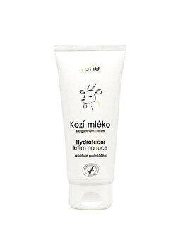 Crema de maini hidratanta Vellie Goat Milk, 100 ml imagine produs