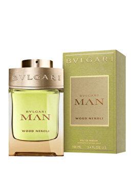 Apa de parfum Bvlgari Man Wood Neroli, 100 ml, pentru barbati imagine produs