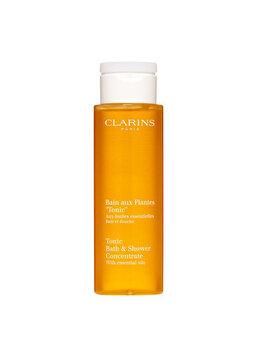 Gel de dus cu uleiuri esentiale Clarins Body Age Control & Firming Care, 200 ml poza
