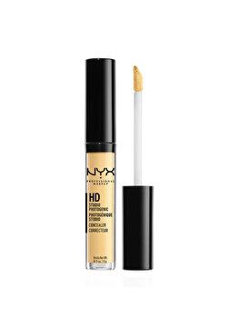 Corector lichid NYX Professional Makeup High Definition Studio Photogenic, 10 Yellow, 3 g imagine produs