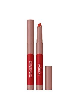 Creion de buze L'Oréal Paris Les Caramels, 110 Caramel Reb, 2.5 g imagine produs