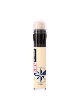 Corector universal Marvel x Maybelline New York Instant Anti Age Eraser, 00 Ivory, 6.8 ml imagine produs