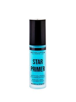 Baza de machiaj Makeup Revolution London Star Water Gel Aqua, 27,5 ml imagine produs