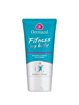 Balsam de corp pentru fermitatea si intinderea pielii Dermacol Fitness My Body, 150 ml imagine produs
