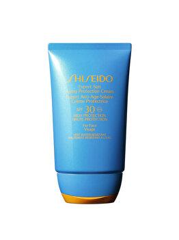 Crema de soare pentru fata Shiseido Expert Sun Aging Cream, SPF 30, 50 ml imagine produs