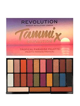 Paleta de farduri Makeup Revolution x Tammi, Tropical Paradise imagine produs