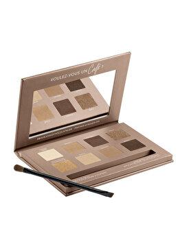 Paleta de farduri Bourjois Beau Regard Eyeshadow Palette 2 Chocolat Nude Edition imagine produs