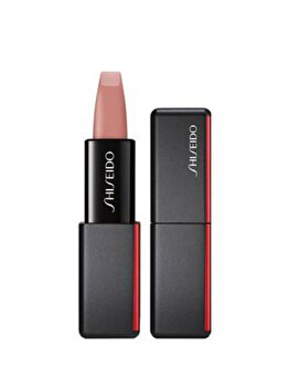 Ruj de buze mat Shiseido ModernMatte Powder, 514 Hiper Red, 4 g poza
