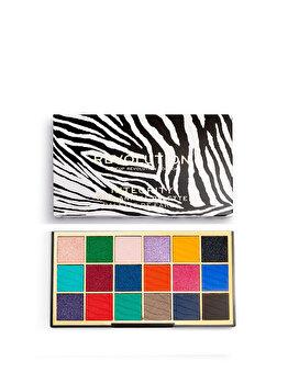 Paleta farduri pleoape Makeup Revolution Wild Animal Eyeshadow Palette, Integrity, 18 g imagine produs