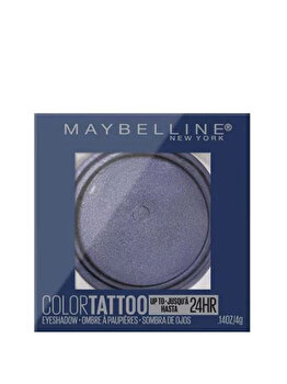 Fard de pleoape rezistent la apa Maybelline Color Tattoo 24H, 220 Trailblazer, 4 g imagine produs
