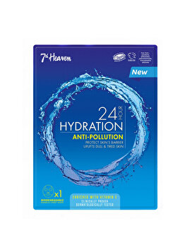 Masca 7th Heaven 24hr Hydration Anti-pollution imagine produs