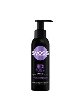 Tratament pentru par subtire si lipsit de volum Syoss Full Hair 5 Boost Serum, 150 ml poza