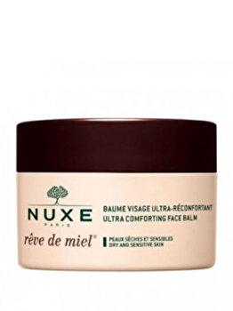 Balsam pentru ten uscat si sensibil Nuxe Reve de Miel Ultra Confort, 50 ml